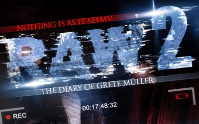 Raw 2: The Diary of Grete Muller (2014)
